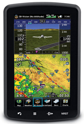 Garmin aera 795 Atlantic